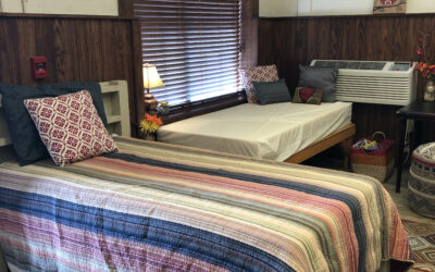 Family Cabin Rental Fall Promotional